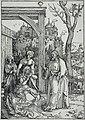 Albrecht Dürer - Jésus prenant congé de sa mère.jpg