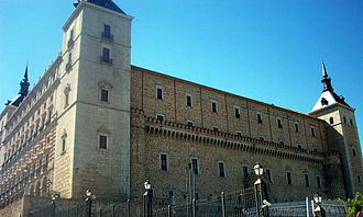 Army Museum of Toledo - The Alcazar