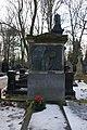 Aleksander Kraushar, Władysław Rabski, Zuzanna Rabska (grób).JPG