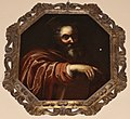 Alessandro Rosi (ambito), quattro evangelisti, 1690 ca. 03.JPG