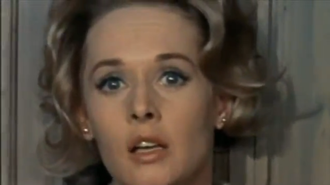 The Girl (2012 TV film) - Image: Alfred Hitchcock's The Birds Trailer Tippi