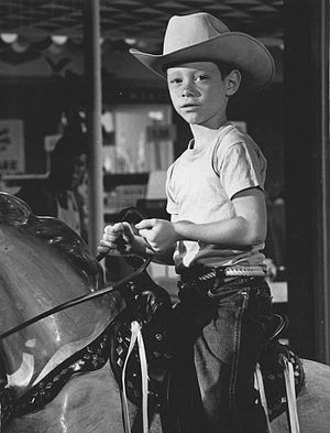 Bill Mumy - Mumy in the Alfred Hitchcock Presents episode Bang! You're Dead, 1961