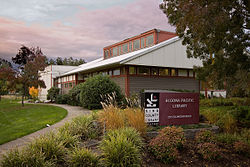 Algona-Pacific Library in Pacific