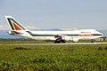 Alitalia Boeing 747-243F (I-DEMR 545 22545) (8085867178).jpg