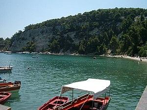 Alonnisos - Port of Alonnisos