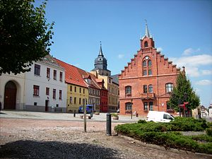 Alsleben - Town hall