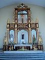Altar of Santa Clara de Montefalco Parish in Caniogan, Pasig City.JPG