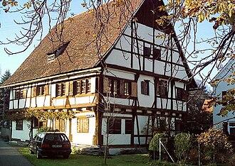 Tannheim - Alter Pfarrhof (2007)