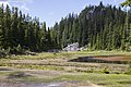 Alturas Lake and Meadow in Necklace Valley, Mt Baker Snoqualmie National Forest (32111921335).jpg
