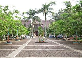 Cimahi City in West Java