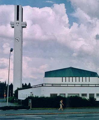 Seinäjoki - Lakeuden Risti Church