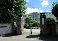 Amagasaki City Cultural asset shed.JPG