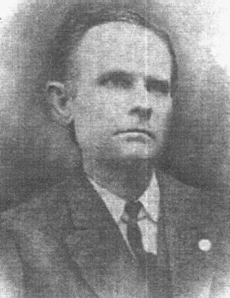 Order of Railroad Telegraphers - Ambrose D. Thurston, Founder, Order of Railroad Telegraphers. Source: Railroad Telegrapher, May 1913, 706.