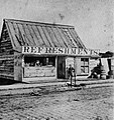 Amerikanischer Photograph um 1870 - Erfrischungsstand (Zeno Fotografie).jpg
