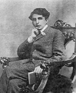 Ameen Rihani - Ameen Rihani in 1904