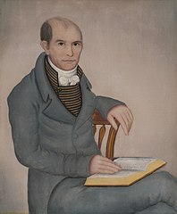 Wilbur Sherman(1776-1856)