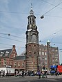 Amsterdam, Kalvertoren op het Muntplein foto2 2012-05-02 12.05.JPG