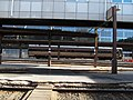 Amtrak Corridor Clipper at Washington Union Station, January 2012.JPG