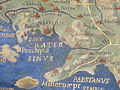 Ancient map of the Bay of Naples area.JPG