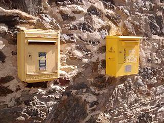 Postal services in Andorra