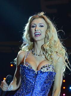 Andreea Bălan Musical artist