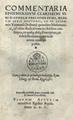 Andrej Perlah - Commentaria ephemeridum clarissimi viri.pdf