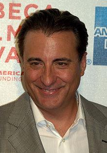 Andy García al Tribeca Film Festival 2009