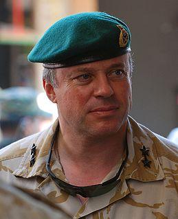 Andy Salmon Royal Marines general
