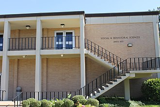 Angelina College - Social and Behavioral Sciences Building
