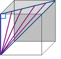 Angle between diagonal edge and diagonal cube.PNG