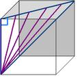 Angle between diagonal edge and diagonal cube.PNG