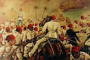 1880s - 1882 Anglo-Egyptian War