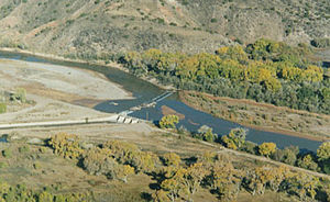 Angostura Diversion Dam - Angostura Diversion Dam