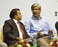 Anil Shrikrishna Manekar Talks with Ajoy Kumar Ray - Kolkata 2016-10-23 1359.JPG