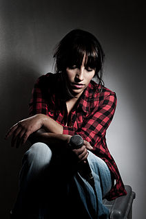 Ana Tijoux French-Chilean musician