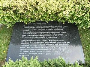 Bakanlıklar - Image: Ankara TESK anıtı 1
