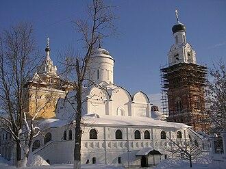 Kirzhach - Annunciation Monastery in 2011
