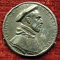 Anonimo, medaglia di alfonso carafa, 1565, piombo.JPG