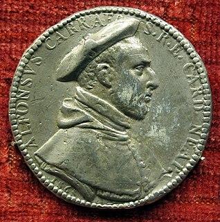 Alfonso Carafa Italian cardinal