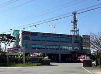 Anseong Fire Station 180929.jpg