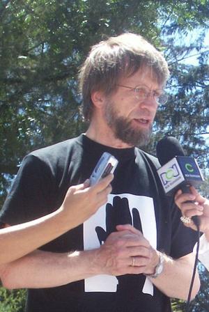 Antanas Mockus - Mockus in 2008