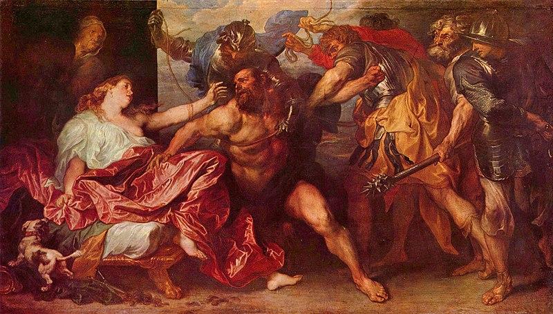 שמשון ודלילה... יקב מוני מציג 1