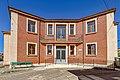 Antiguas escuelas de Pinillas Trasmonte entrada.jpg