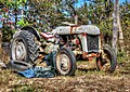 Antique Ford 2N Tractor (8080996183).jpg