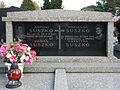 Antonii Suszko Sep - Marianna Suszko Mrowka Cmentarz na Sluzewie przy ul Renety (1).JPG