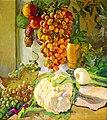 Antonio Sicurezza Still live with cauliflower.jpg