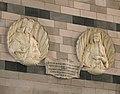Antonio federighi, busti di Silvio Piccolomini e Vittoria Forteguerri (genitori di pio II), 1459.jpg