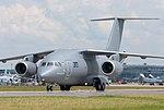 Antonov An-178 UR-EXP 313 ILA Berlin 2016 03.jpg