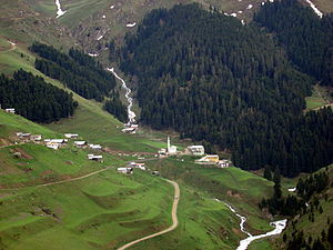 Rize Province - Anzer plateau is one of the uplands of the province.