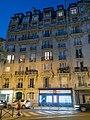 Apartments at dusk (30248923026).jpg